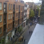 Covent Garden from My Window