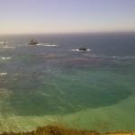 pacific ocean northern california coastline