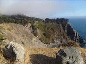 Bay Area Coastline