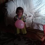 My niece @ 2 yrs old