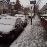Snow In London 29/Nov/2010
