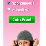 spontaneous woman
