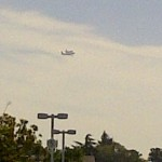 Shuttle Endeavor Californian Flyby — 21/Sep/2012