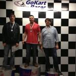 go kart medal 3rd place