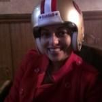 imagejpeg_2 meg 49ers nfl helmet in bar