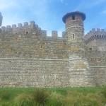 Castello di Amoroso, Napa, August 2013