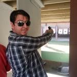 Shooting Range — San Leandro, CA — October 2013