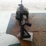 shooting range, rifle, california