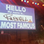 Russell Peters — Mountain Winery, California, Aug/2015